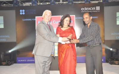 BCAS Campus awarded as the Fastest growing BTEC center in Sri Lanka.